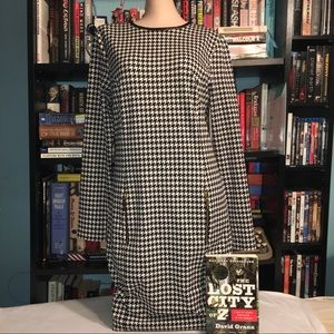 Micheal Kors Houndstooth Dress